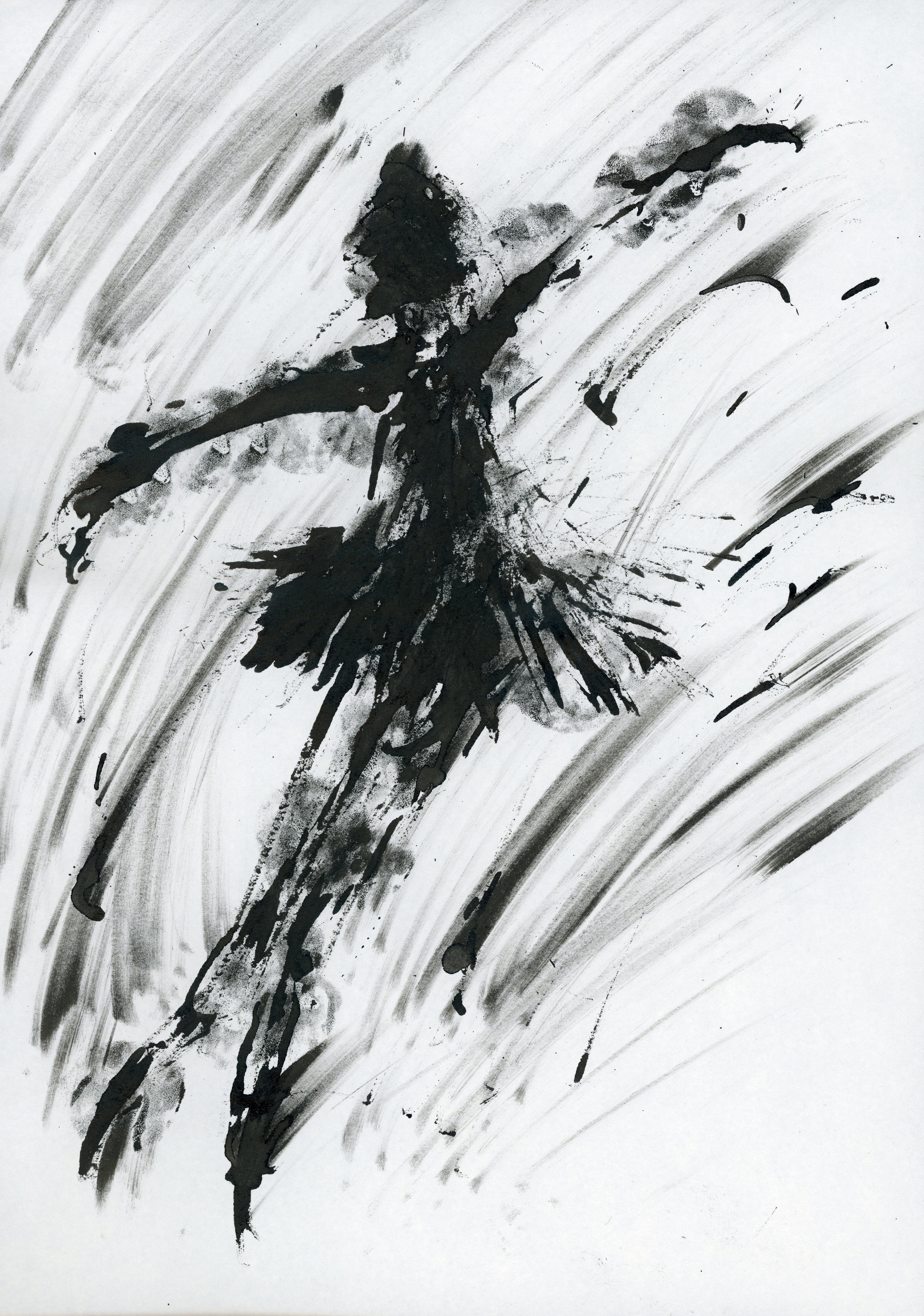 Inkpromptu Op.36 | Dancer #12