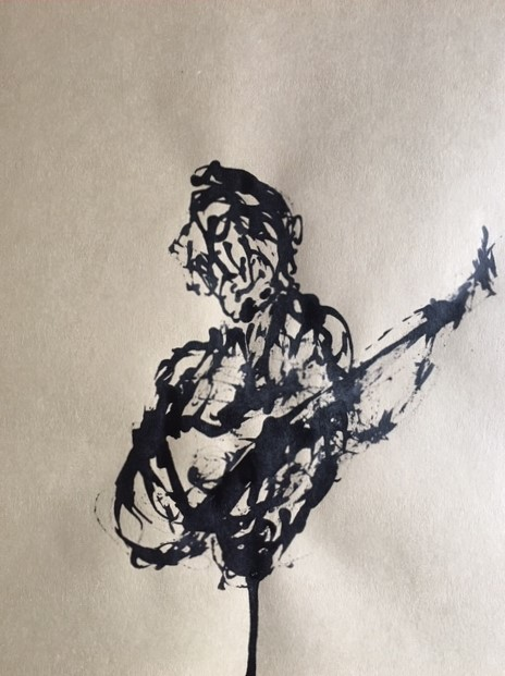 Inkpromptu Op.123   Chitarrista