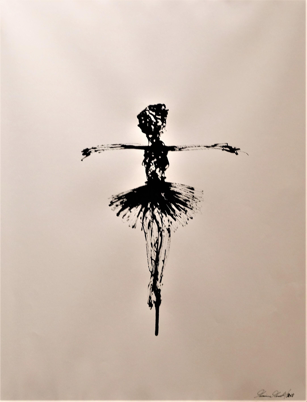 Inkpromptu Op.96 | Dancer #22