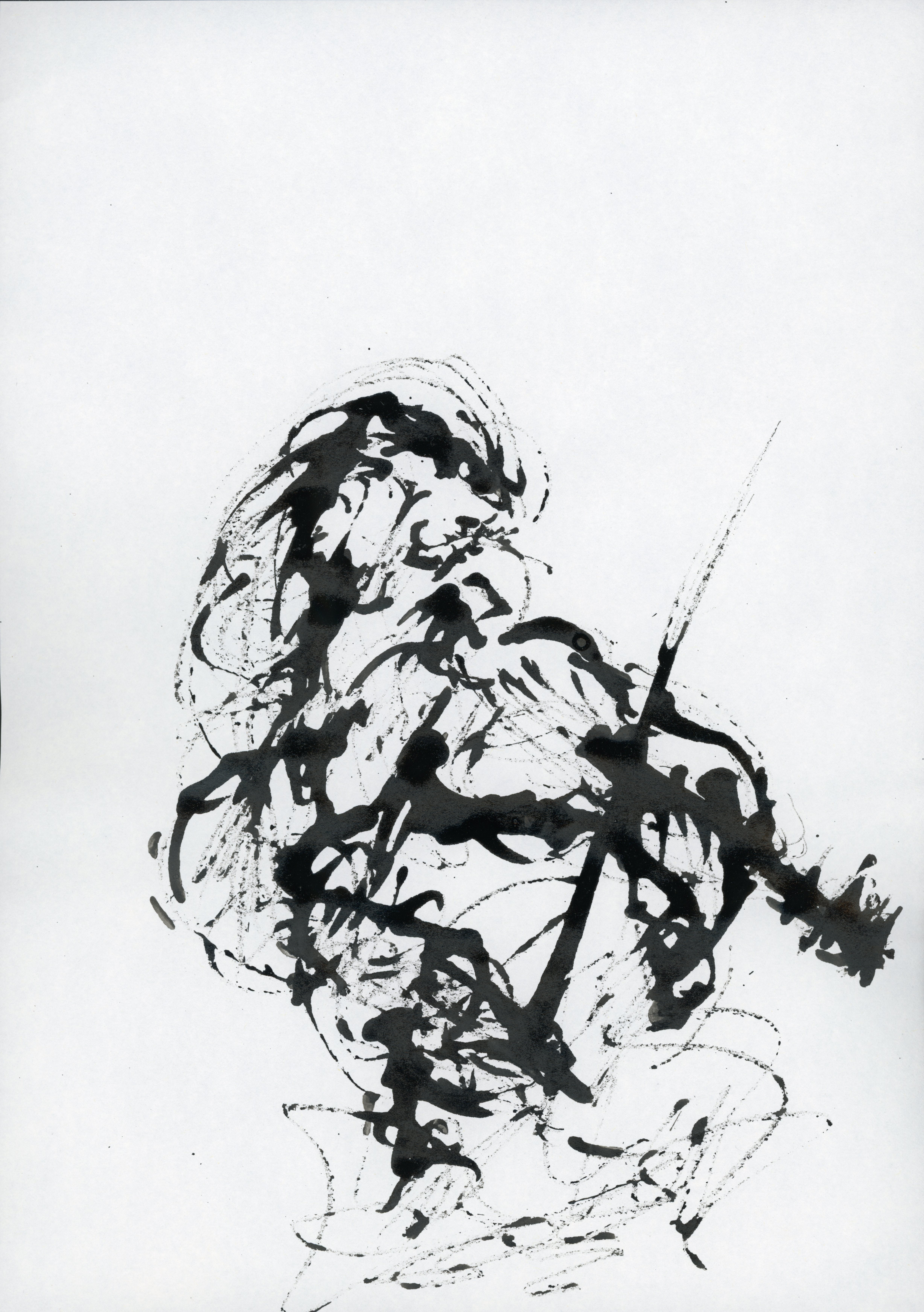 Inkpromptu Op.56   Violinista #3