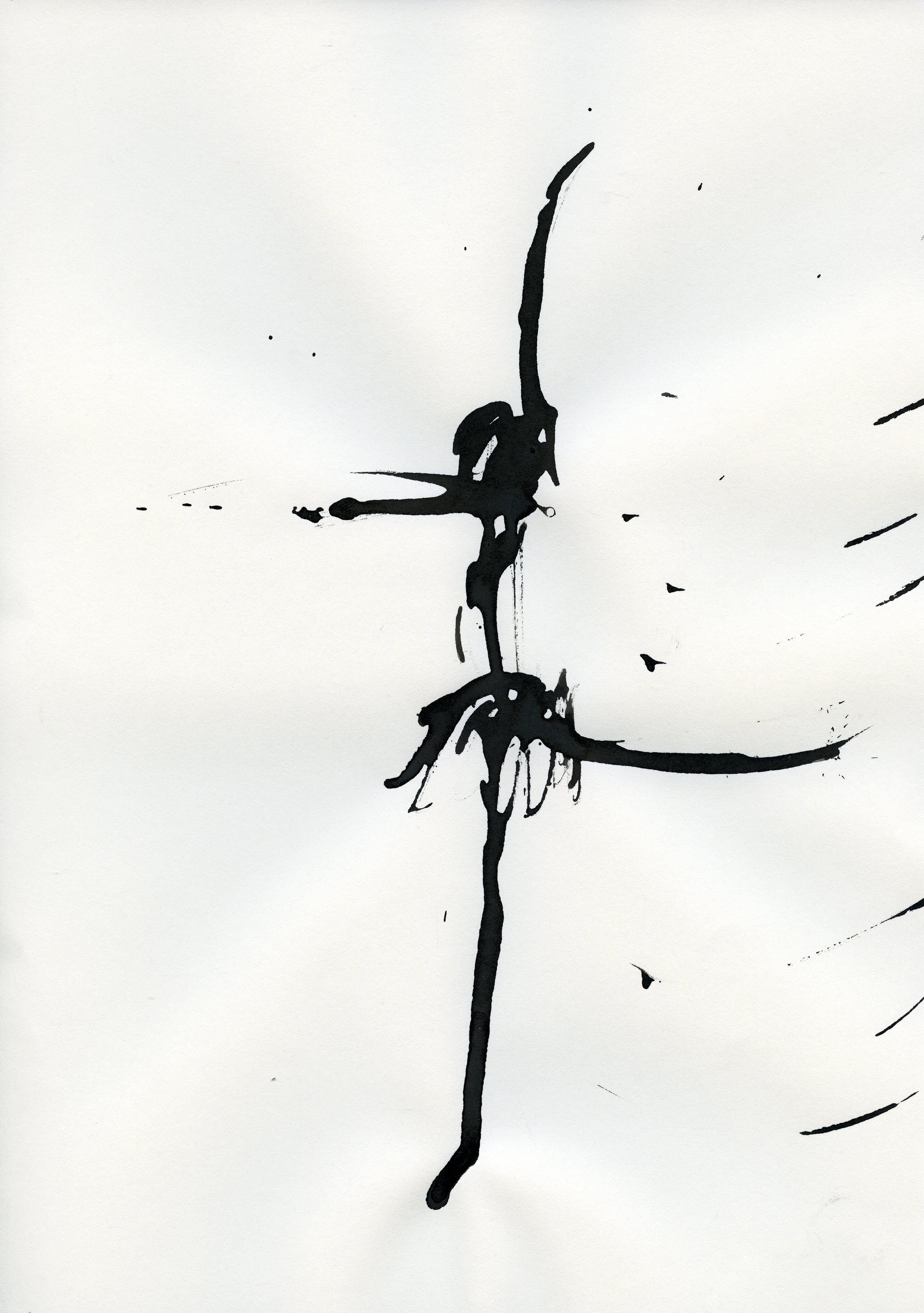 Inkpromptu Op.21 | Dancer #5