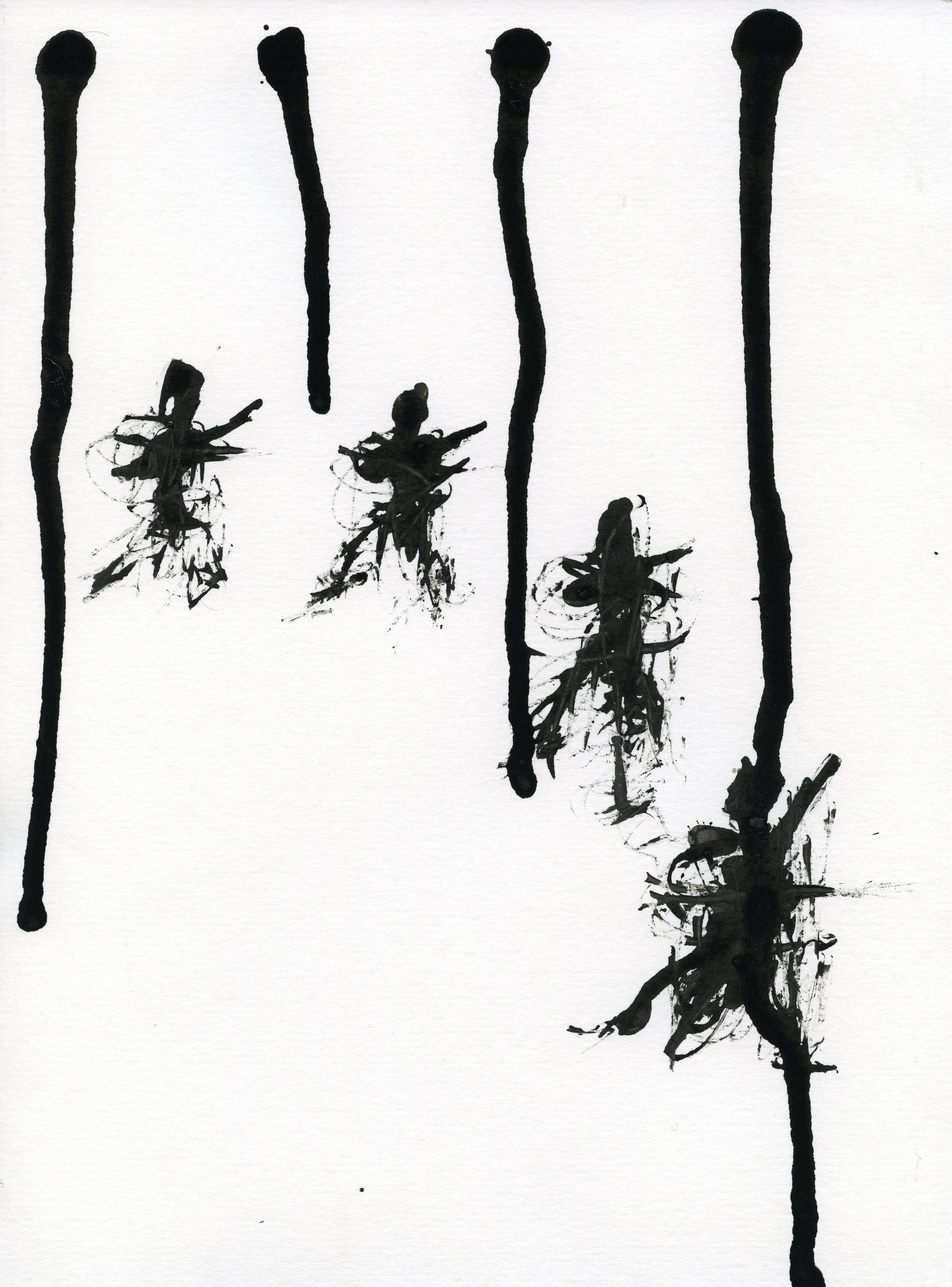 Inkpromptu Op.6 | String Quartet #6