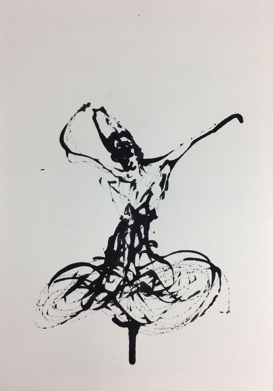 Inkpromptu Op.118 | Sufi dance #1