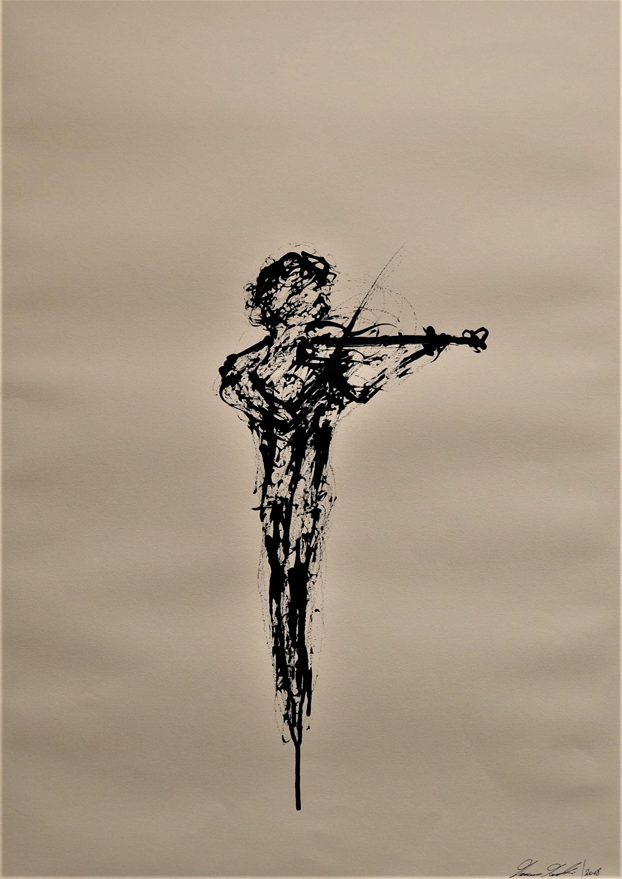 Inkpromptu Op.68   Violinista #5