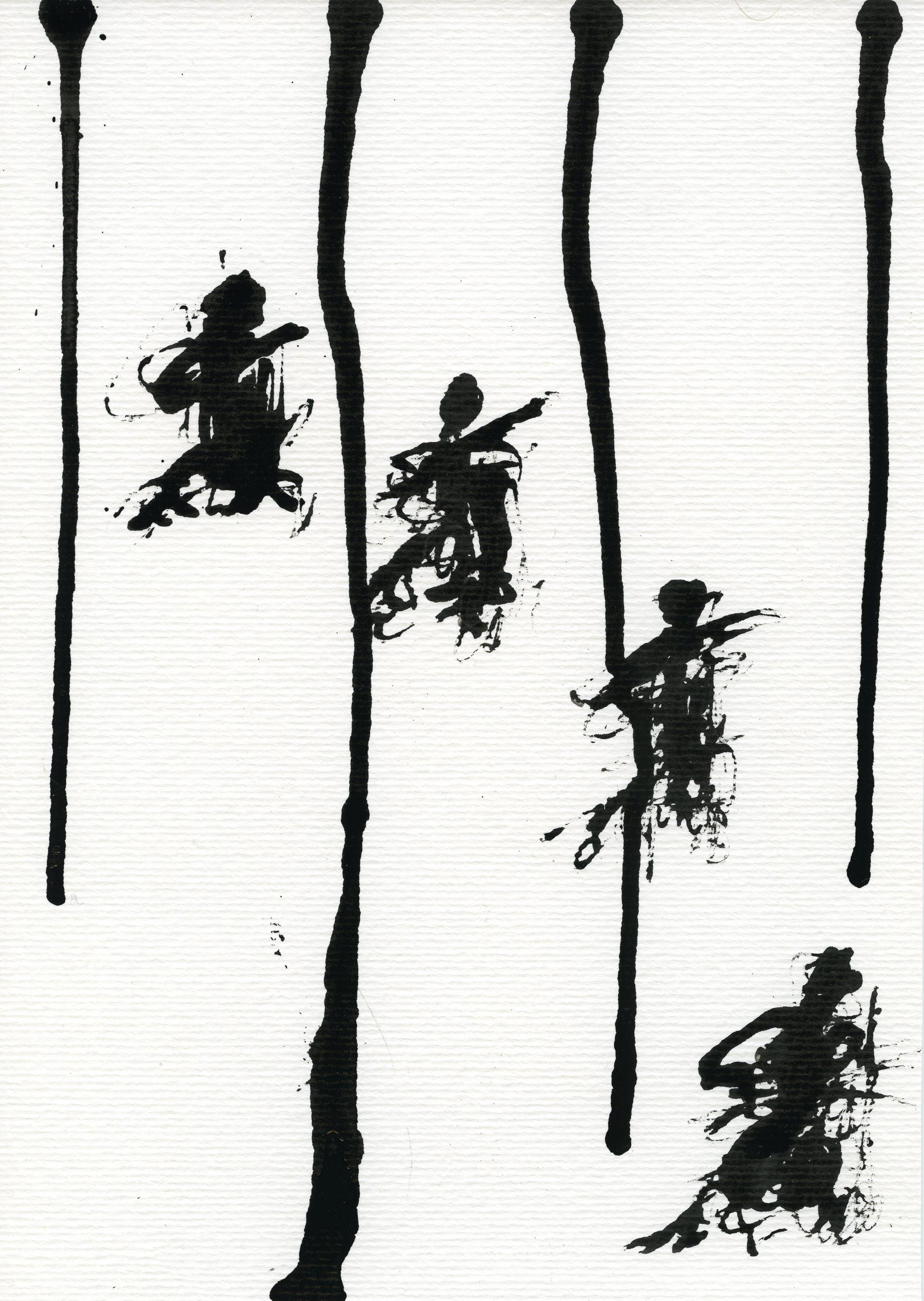 Inkpromptu Op.3 | String quartet #3