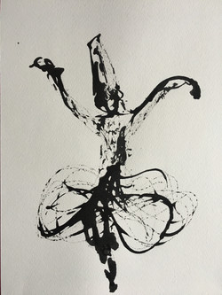 Inkpromptu Op.216   Sufi dancer