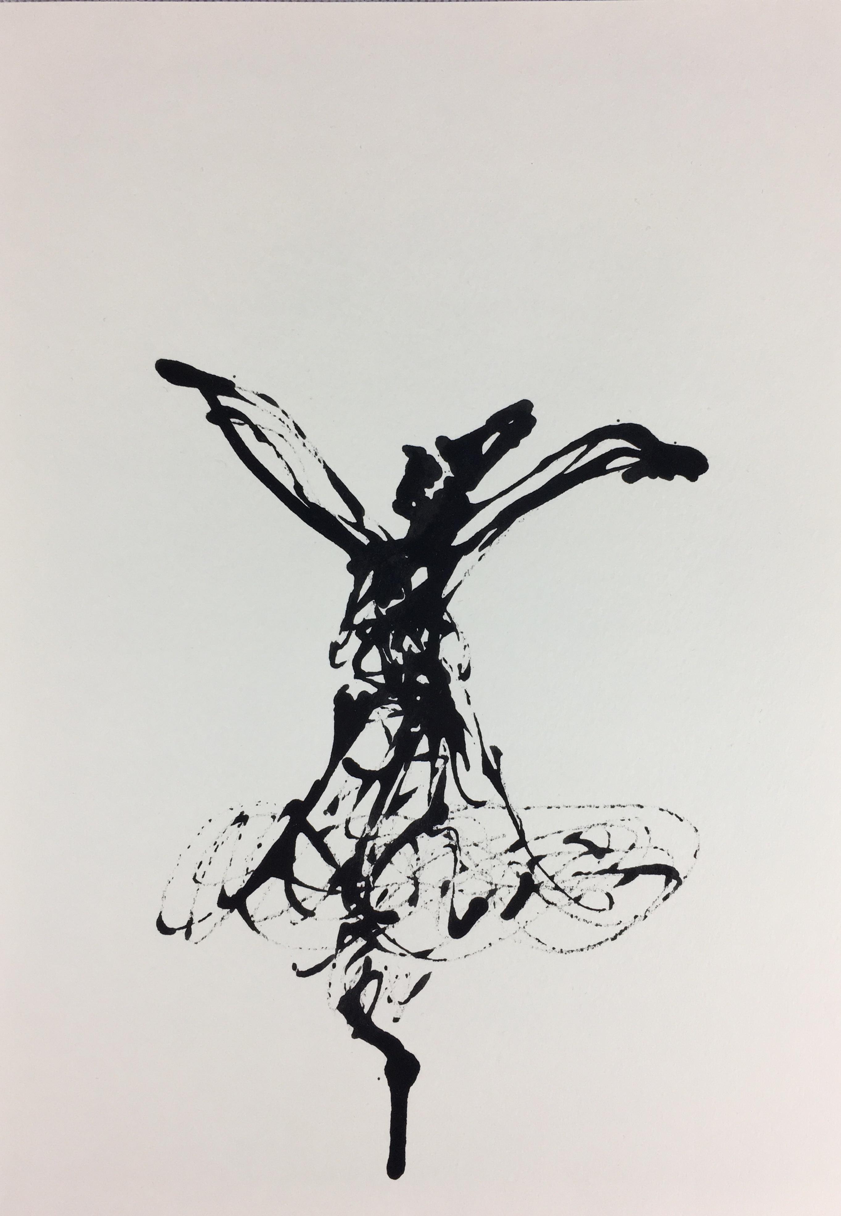 Inkpromptu Op.120 | Sufi dance #3