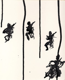Inkpromptu Op.1 | String Quartet #1