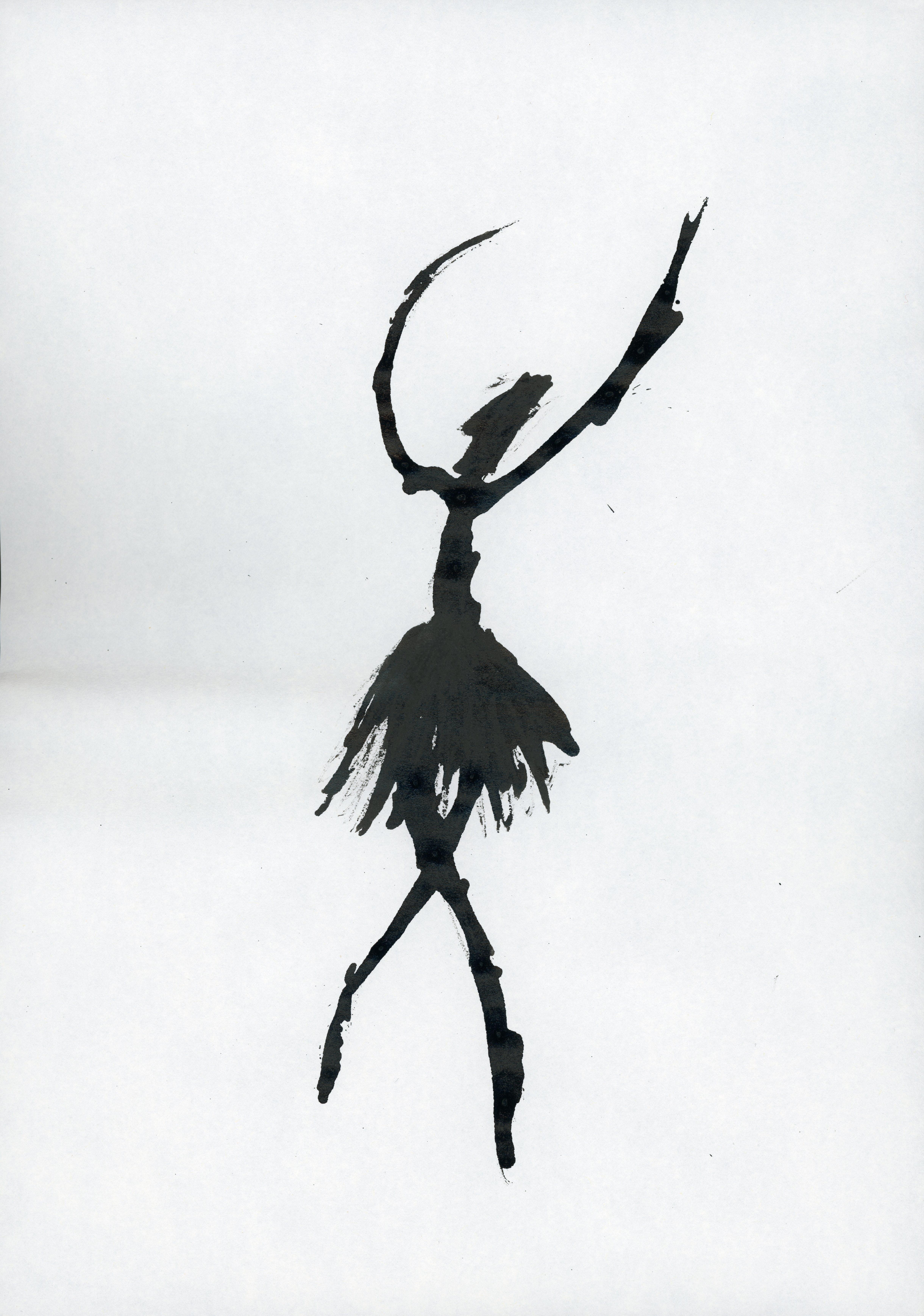 Inkpromptu Op.37 | Dancer #13