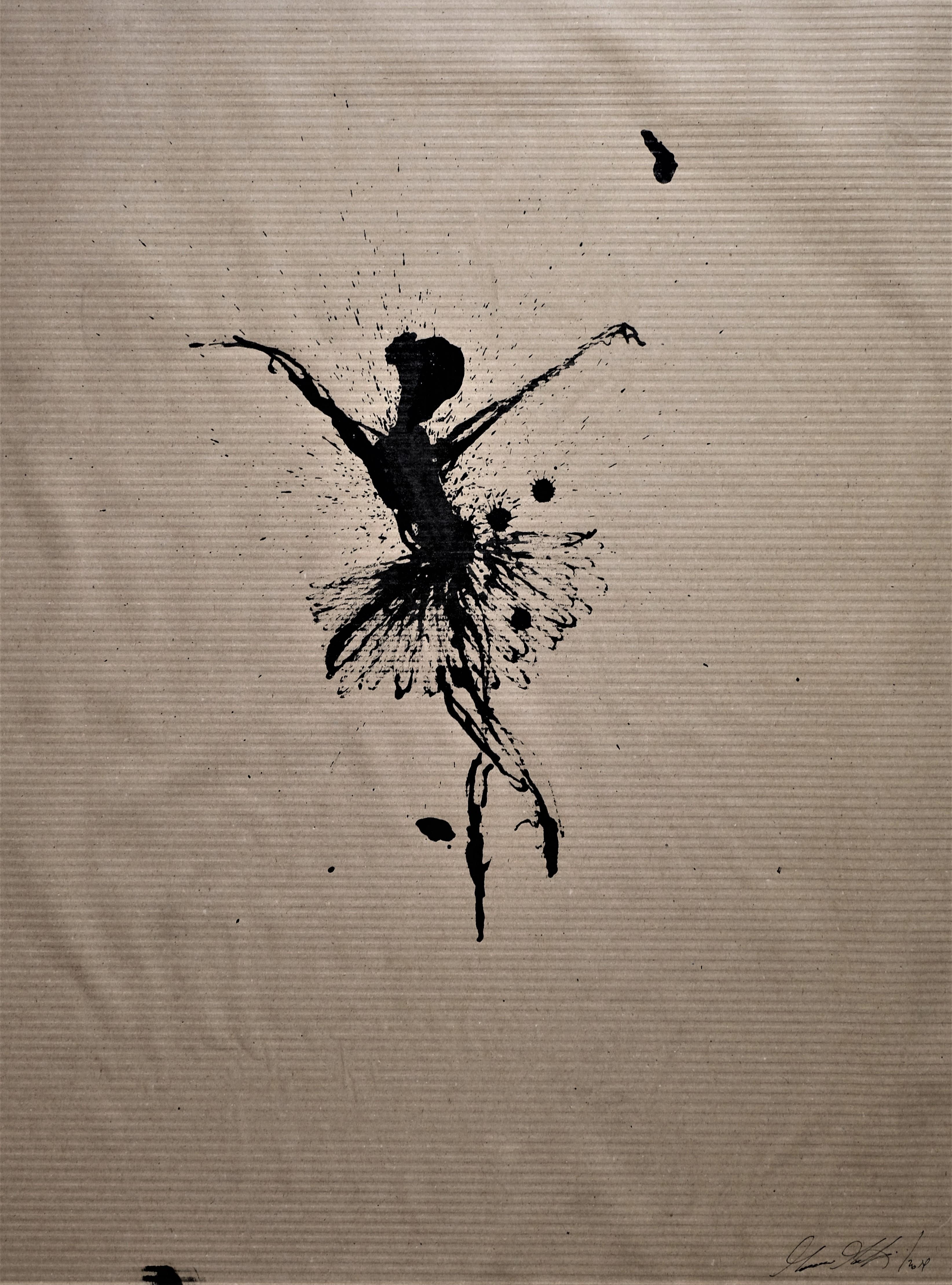 Inkpromptu Op.137 | Ballerina
