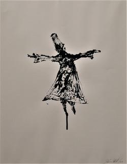 Inkpromptu Op.147   Sufi dance #5