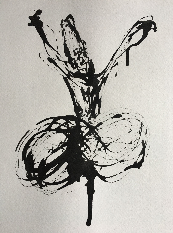 Inkpromptu Op.213 | Sufi dancer