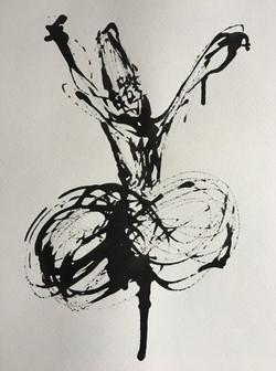 Inkpromptu Op.213   Sufi dancer