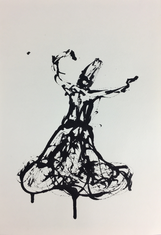 Inkpromptu Op.119 | Sufi dance #2