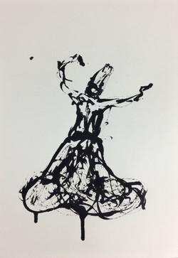 Inkpromptu Op.119   Sufi dance #2