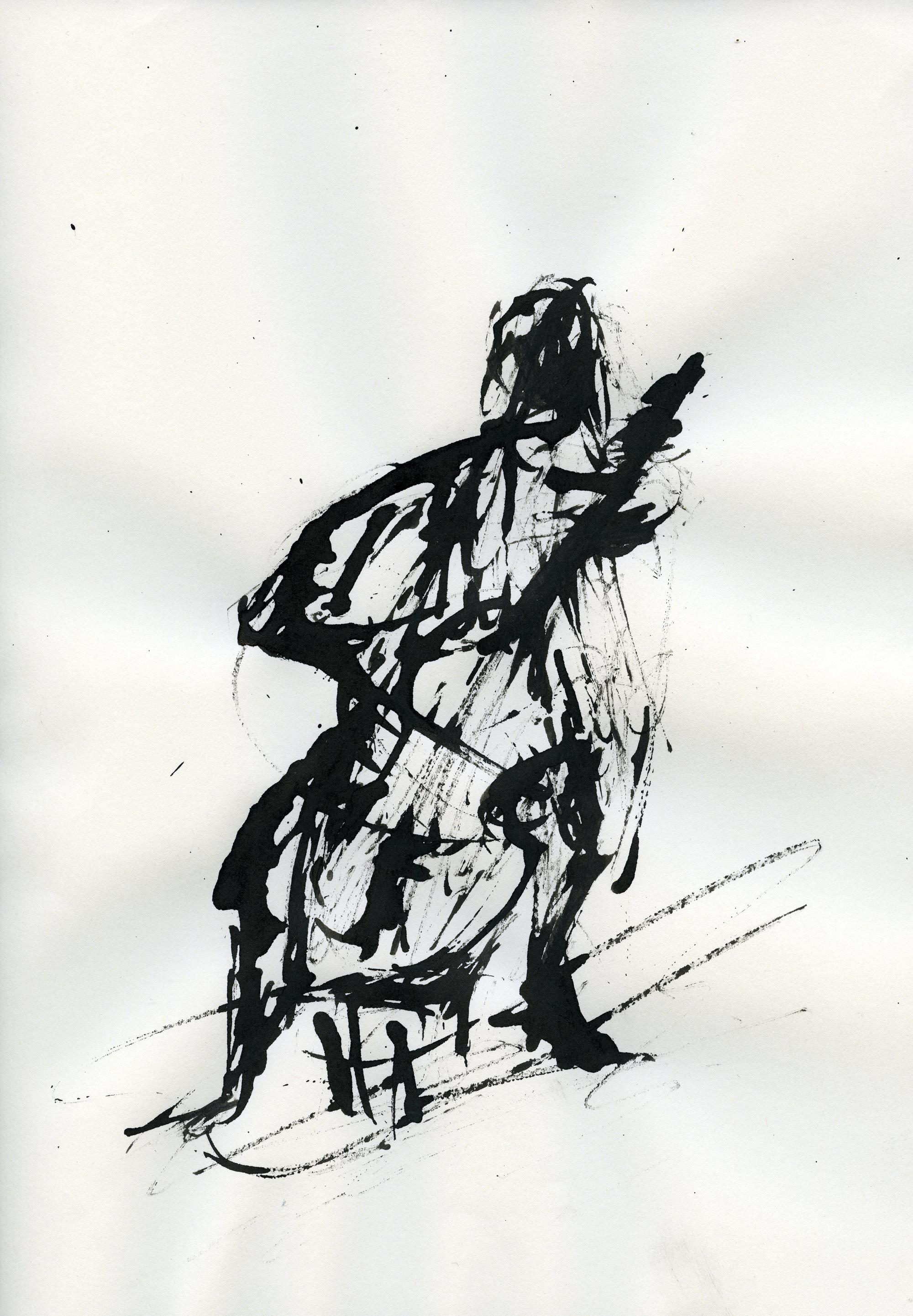 """Inkpromptu Op.29   """"Guido"""""""