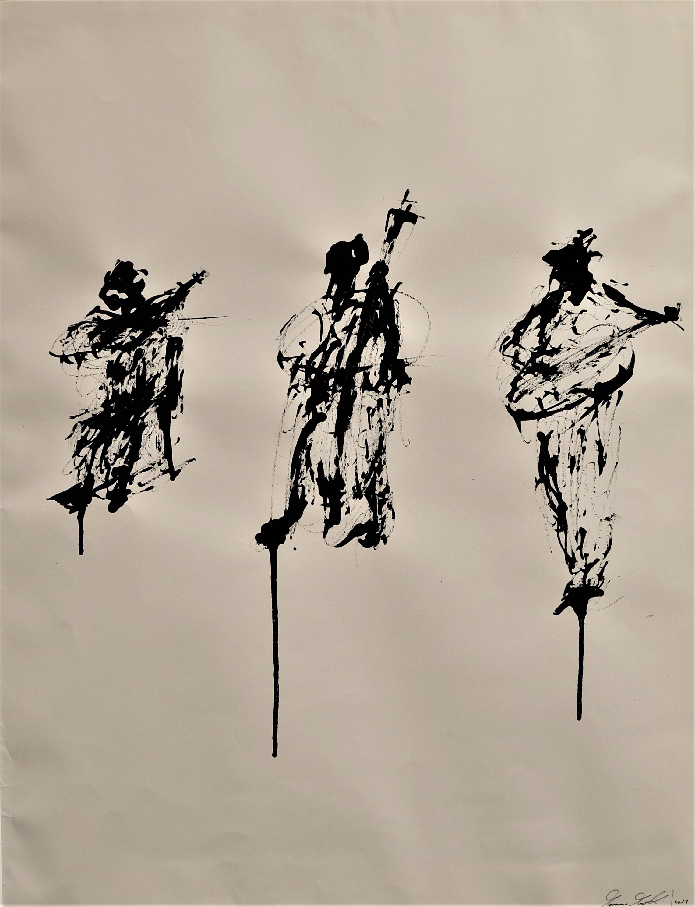 Inkpromptu Op.60   Jazz Trio