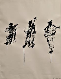 Inkpromptu Op.60 | Jazz Trio