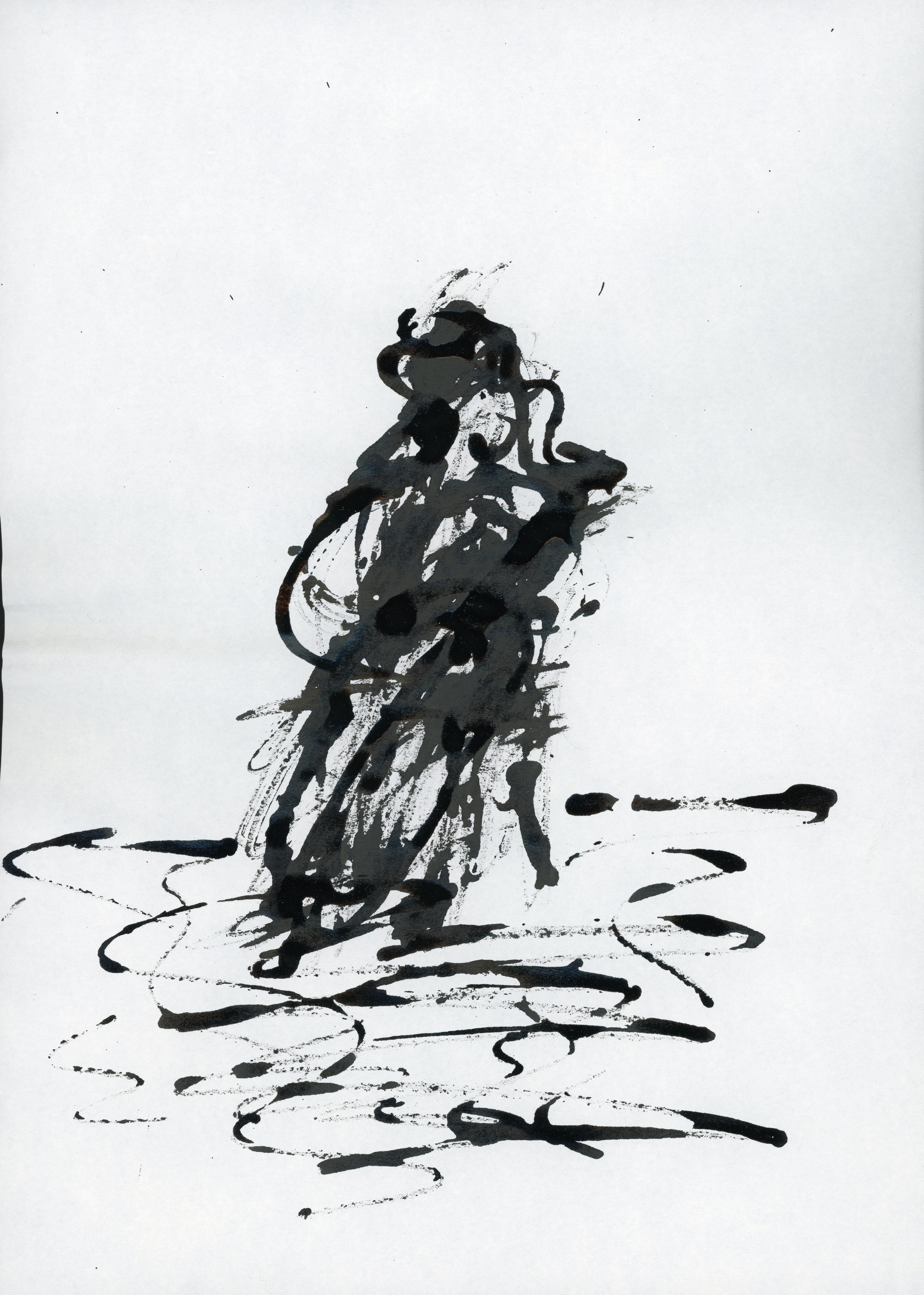 Inkpromptu Op.45 | Violoncellista #2