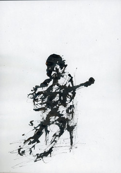 Inkpromptu Op.34 | Il chitarrista