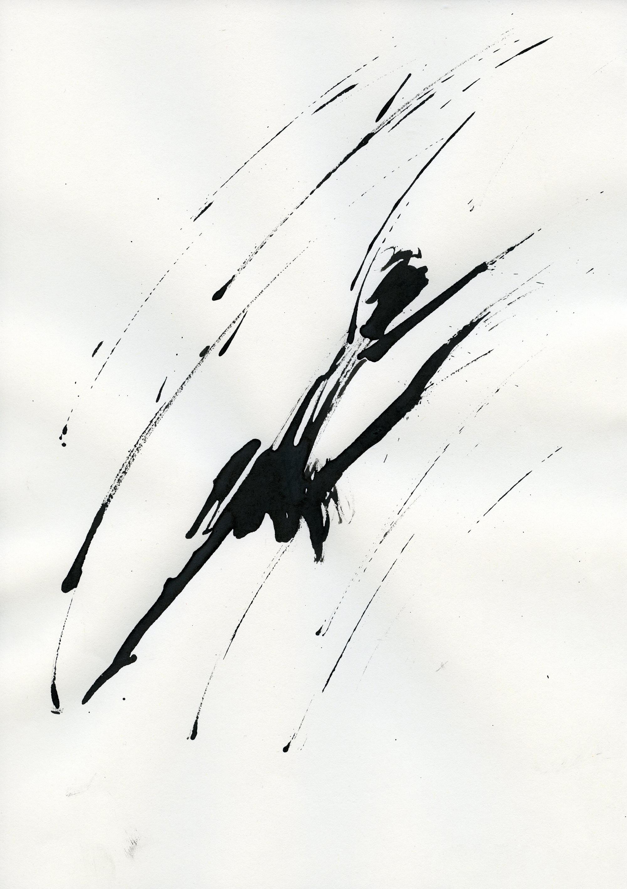 Inkpromptu Op.26 | Dancer #10