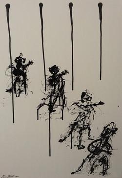 Inkpromptu Op.55 | String Quartet #12