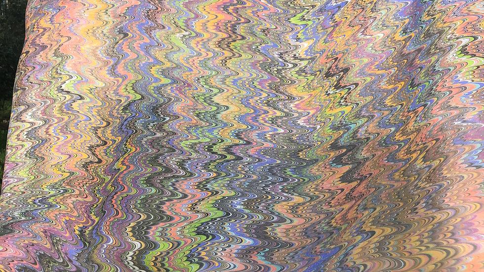 Wabi Sabi extra large silk