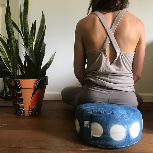 Full Moon Meditation Cushion