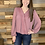 Thumbnail: Red bean colored blouse