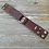 Thumbnail: Distressed leather bracelet