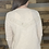 Thumbnail: Taupe colored lace cardigan
