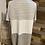 Thumbnail: Plus size gray striped color block tee