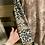 Thumbnail: Plus size Mauve tie dye with leopard sleeves