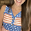 Thumbnail: Stars & stripes button tank