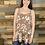 Thumbnail: Coco floral sleeveless blouse