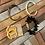 Thumbnail: 4 piece acrylic bracket/earring set