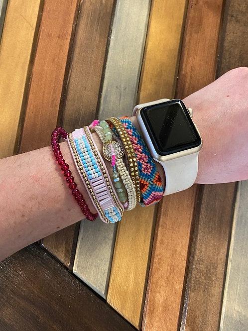 Whimsical magnetic bracelet