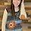 Thumbnail: Aztec elbow patch cowl neck
