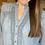 Thumbnail: Blue boho blouse