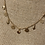 Thumbnail: Delicate gold necklace