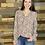 Thumbnail: Spring floral blouse