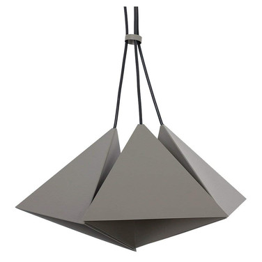 Grey Pendant Chandelier - Click To Buy