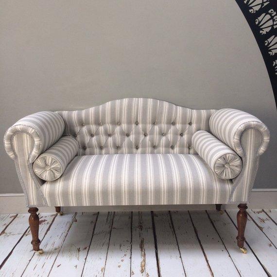 grey double ended sofa. living room decor ideas