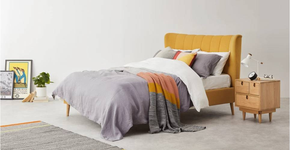 Charley King Size Bed