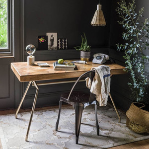 UMBERTO WRITING TABLE. home office. writing table. office desk