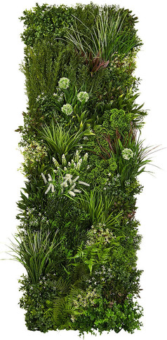 Vertical Artificial Plant Wall