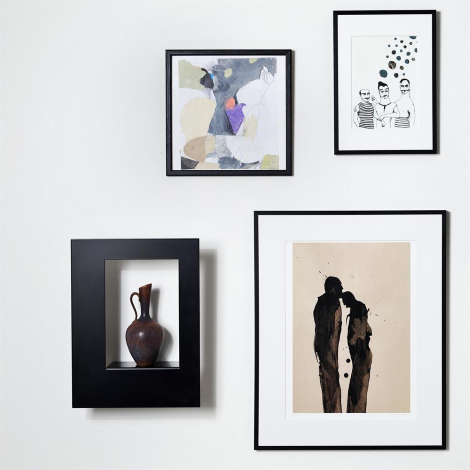 Picture frames. Frame High is a modern, stylish, three-dimensional frame