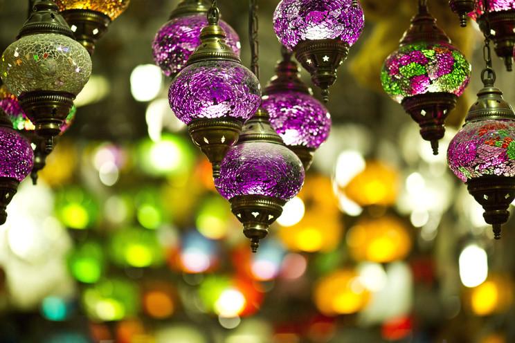 Harem Pendant Lights