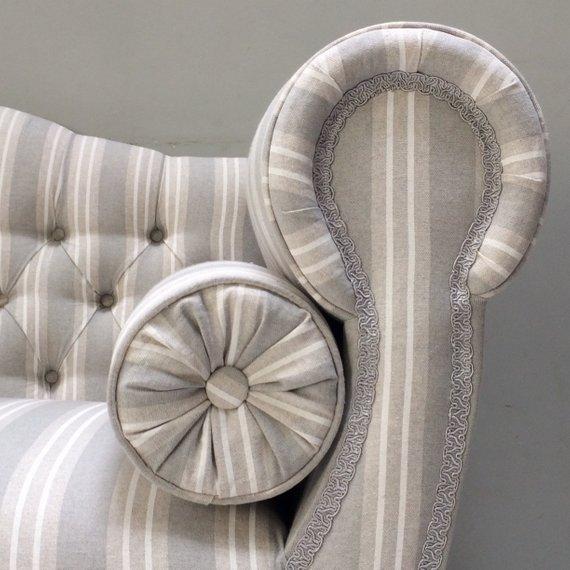 Double ended grey sofa. grey sofa. living room interior design