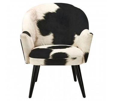 Ringo Cowhide Armchair